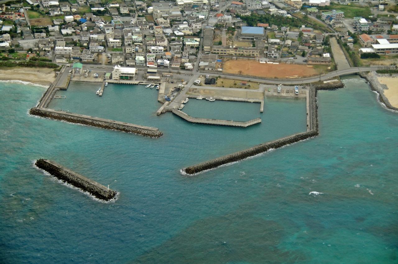 辺土名漁港