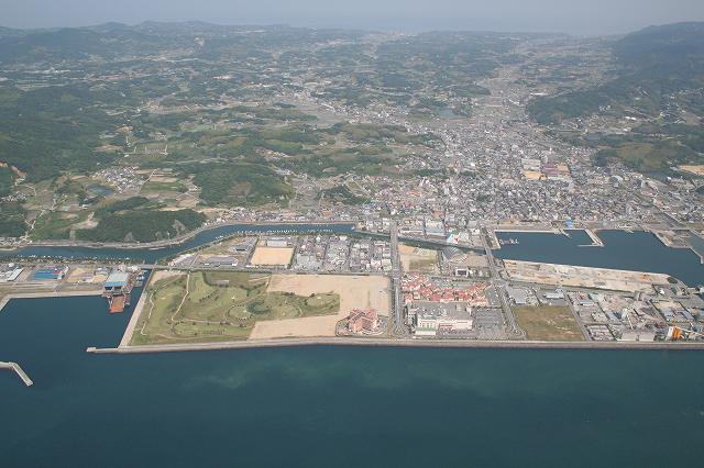 兵庫県の港(瀬戸内海)