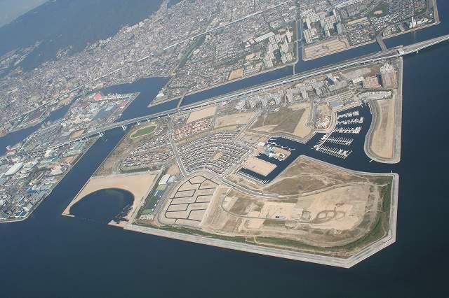 阪神港尼崎西宮芦屋区 (芦屋マリーナ) 特定港、港則法適用港 検疫港、... 兵庫県の港