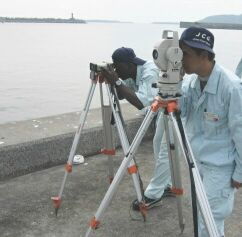Field Practice of Hydrographic Survey
